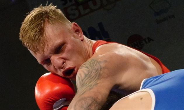 Odložená olympiáda? Druhá šance pro boxera Chládka