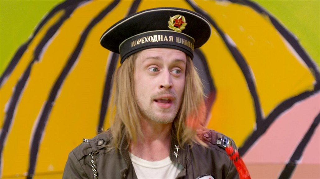 Macaulay Culkin ve filmu Adam's Green Aladdin