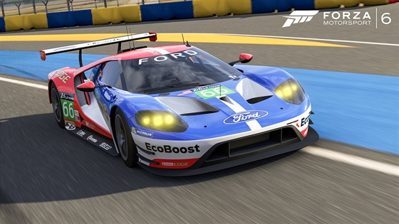 2016 Ford GT Le Mans