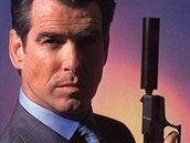 Pierce Brosnan jako James Bond