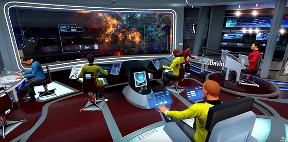 Ubisoft E3 2016 - Star Trek: Bridge Crew