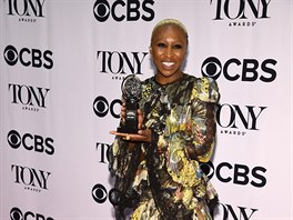 2016 Tony Awards Cynthia Erivo