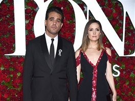 Bobby Cannavale a Rose Byrne, 2016 Tony Awards, New York