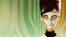 Ilustrace k We Happy Few