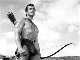 Gordon Scott ve filmu Tarzan's Fight for Life (1958)