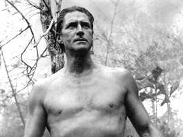 Jock Mahoney ve filmu Tarzan Goes to India (1962)