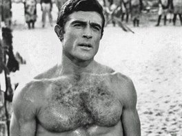 Mike Henry ve filmu Tarzan and the Great River (1967)