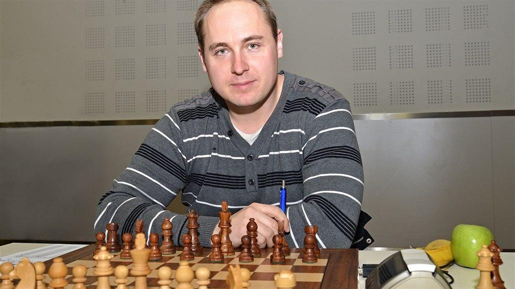 U šachů je krásný cíl, ale též cesta, říká Robert Cvek.