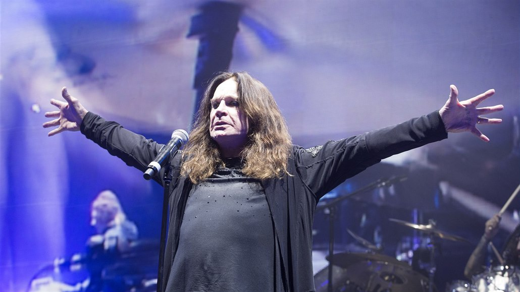 Ozzy Osbourne Hral V Praze Naposledy Loni S Black Sabbath
