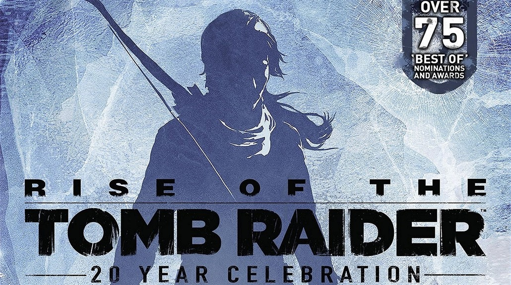 Rise of the Tomb Raider na PlayStation 4