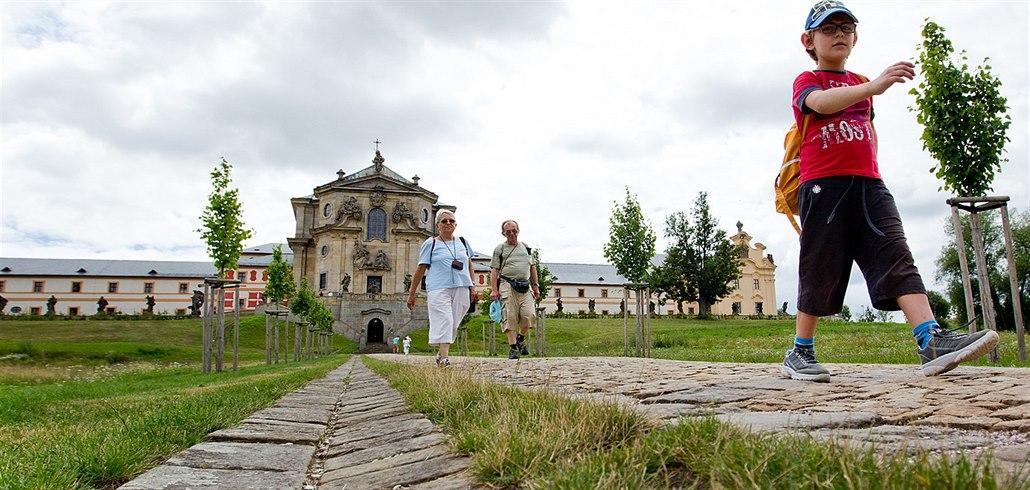 064f313ab Barokní areál na Kuksu v červenci zaznamenal jednodenní rekord návštěvnosti.