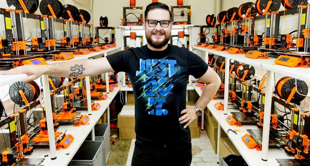 Výrobce 3D tiskáren se pokouší prorazit do Guinessovy knihy rekordů