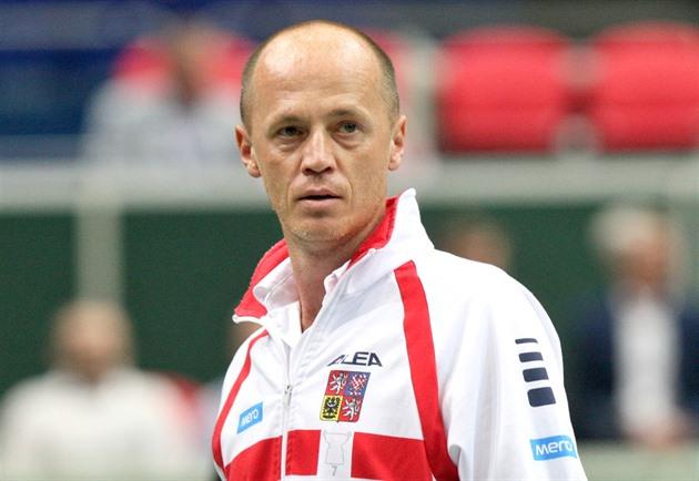 O capitão da Copa do Fed Pála voou de Praga para as semifinais para os EUA