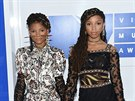 Halle Bailey a Chloe Bailey na MTV Video Music Awards (New York, 28. srpna 2016)