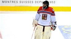 0f873a6467a Talentovaný brankář  Hokej v Americe je úplně jiný sport než u nás
