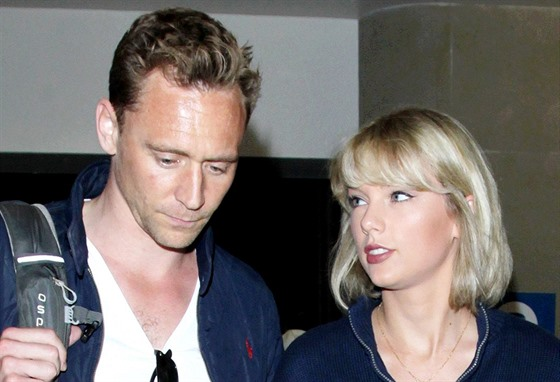 Tom Hiddleston a Taylor Swiftová (2016)