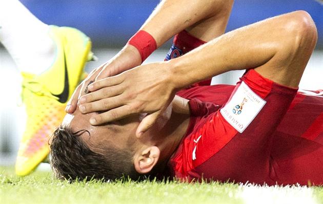 Pavelka se v Turecku vážně zranil. V nominaci ho nahradí Kalvach