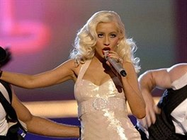 MTV Movie Awards 2006 - Christina Aguilera