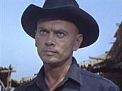 Yul Brynner ve filmu Sedm statečných z roku 1960