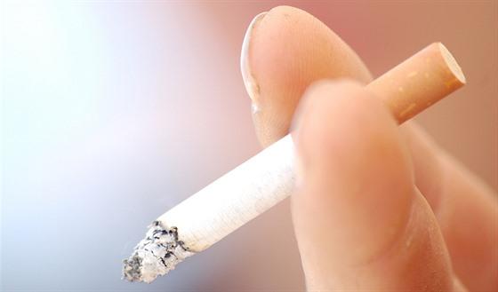 pár Černá kouření
