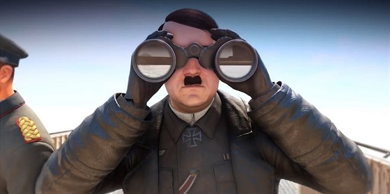 Hitler ve Sniper Elite 4