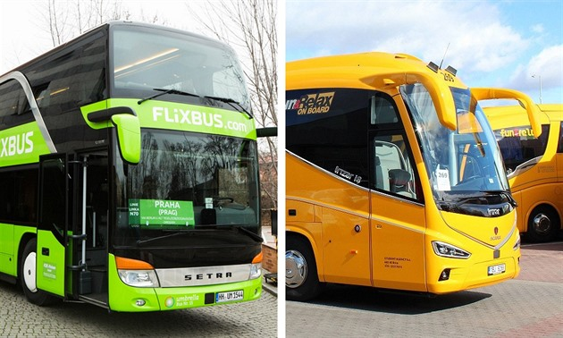 RegioJet neuspěl s žalobami na Flixbus, soud odmítl určit cenu jízdného