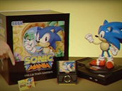 Reklama na Sonic Mania Collector's Edition