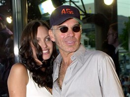 Angelina Jolie a Billy Bob Thornton (Los Angeles, 31. července 2001)