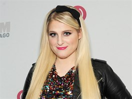 Meghan Trainorová (Chicago, 18. prosince 2014)