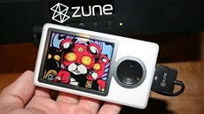 Microsoft Zune - picture display celek