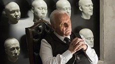Anthony Hopkins v seriálu Westworld (2016)