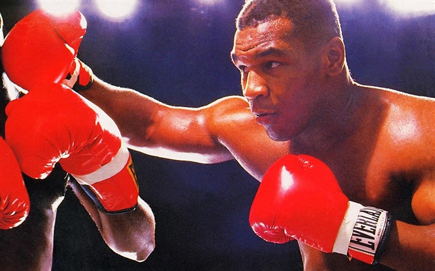 Mike Tyson´s Punch-Out!!