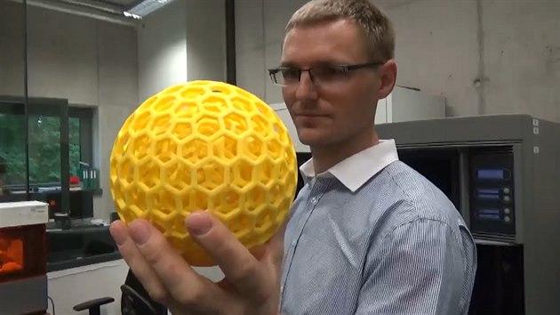 VIDEO  Liberecká univerzita ukázala novinky v 3D tisku 7f9a8ef1e7