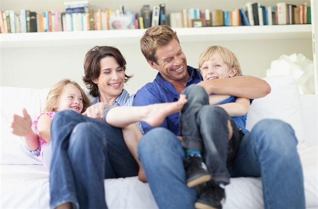 seznamka s rodinou