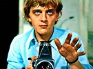 Fotograf Thomas (David Hemmings) ze Zvětšeniny režiséra Michela Antonioniho...