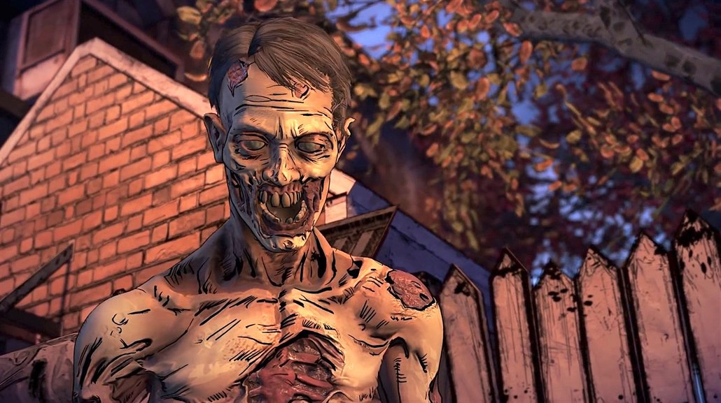Walking Dead: The Telltale Series - A New Frontier