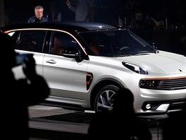 Premiéra nové čínské automobilky Lynk & Co v Berlíně