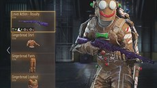 Oblek Gingerbread man v Call of Duty: Advanced Warfare