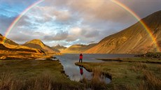 Mark Gilligan - Finding Gold, Wast Water, Cumbria, England