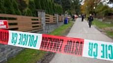 Policie viní muže z trýznivé vraždy u jihočeského Temelína, ženu ubil k smrti. Hrozí mu výjimečný trest