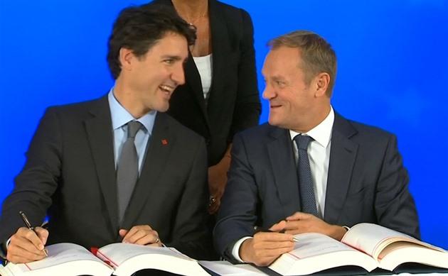 Kanadský rande s americkým mužem
