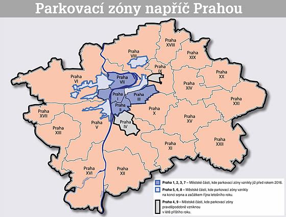Modre Zony Budou I V Praze 4 A 9 Obrana Pred Zaplavou Aut Tvrdi