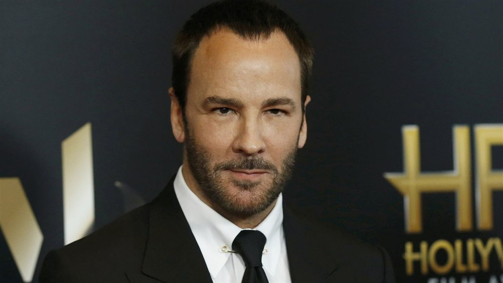 Tom Ford (Beverly Hills, 6. listopadu 2016)