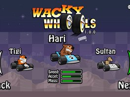 Wacky Wheels (HD)
