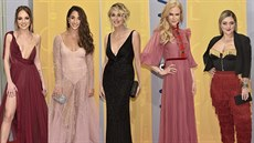 Celebrity na udílení CMA Awards 2016