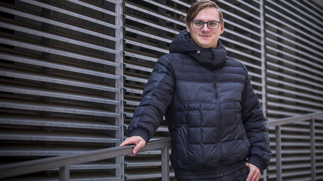 Mladý režisér Jan Bártek ze Zlína na sebe nyní upozornil televizním seriálem...
