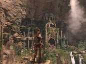 PlayStation 4 Pro - 4K - Rise of the Tomb Raider