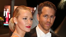 Ryan Reynolds a Blake Lively (2014)