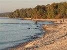 Jezero Bajkal je jako malé moře.