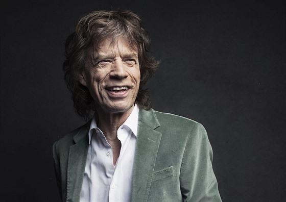 Mick Jagger (New York, 14. listopadu 2016)